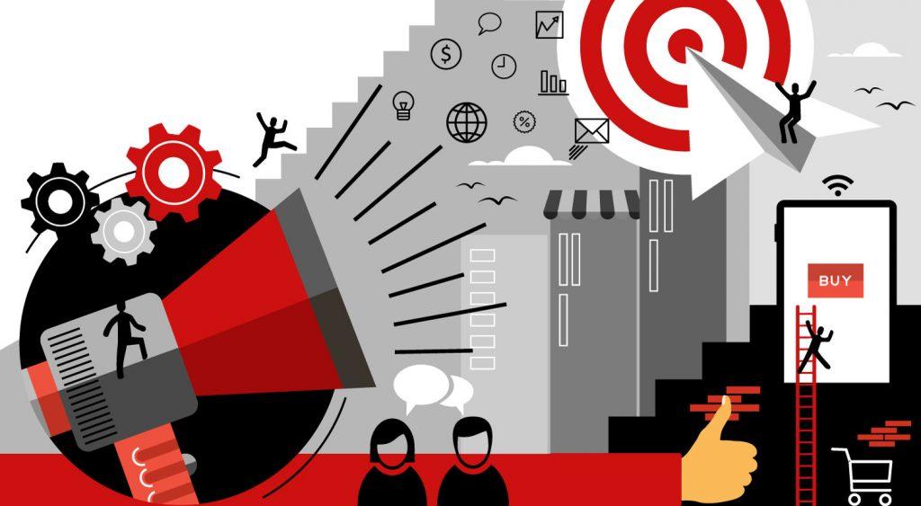 تبلیغات چه ارتباطی میتواند با کسب و کار ما داشته باشد؟