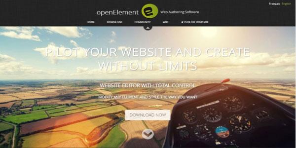 open-element